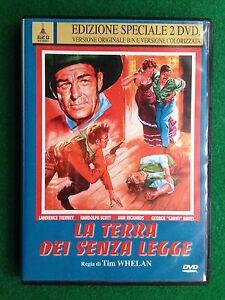 2-DVD-Film-Western-LA-TERRA-DEI-SENZA-LEGGE-1946-Tim-Whelan-Edizione-Special