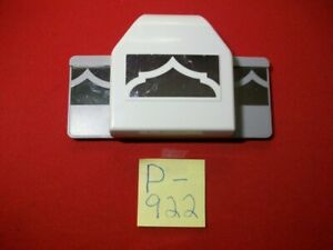 EK SUCCESS SCRAPBOOK CRAFTING PAPER/CARD-STOCK DESIGN EDGE PUNCH HOLIDAY DIY #02