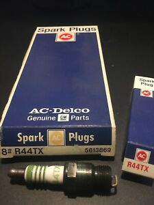 AC DELCO R44LTSM6 SPARK PLUG 8 PACK