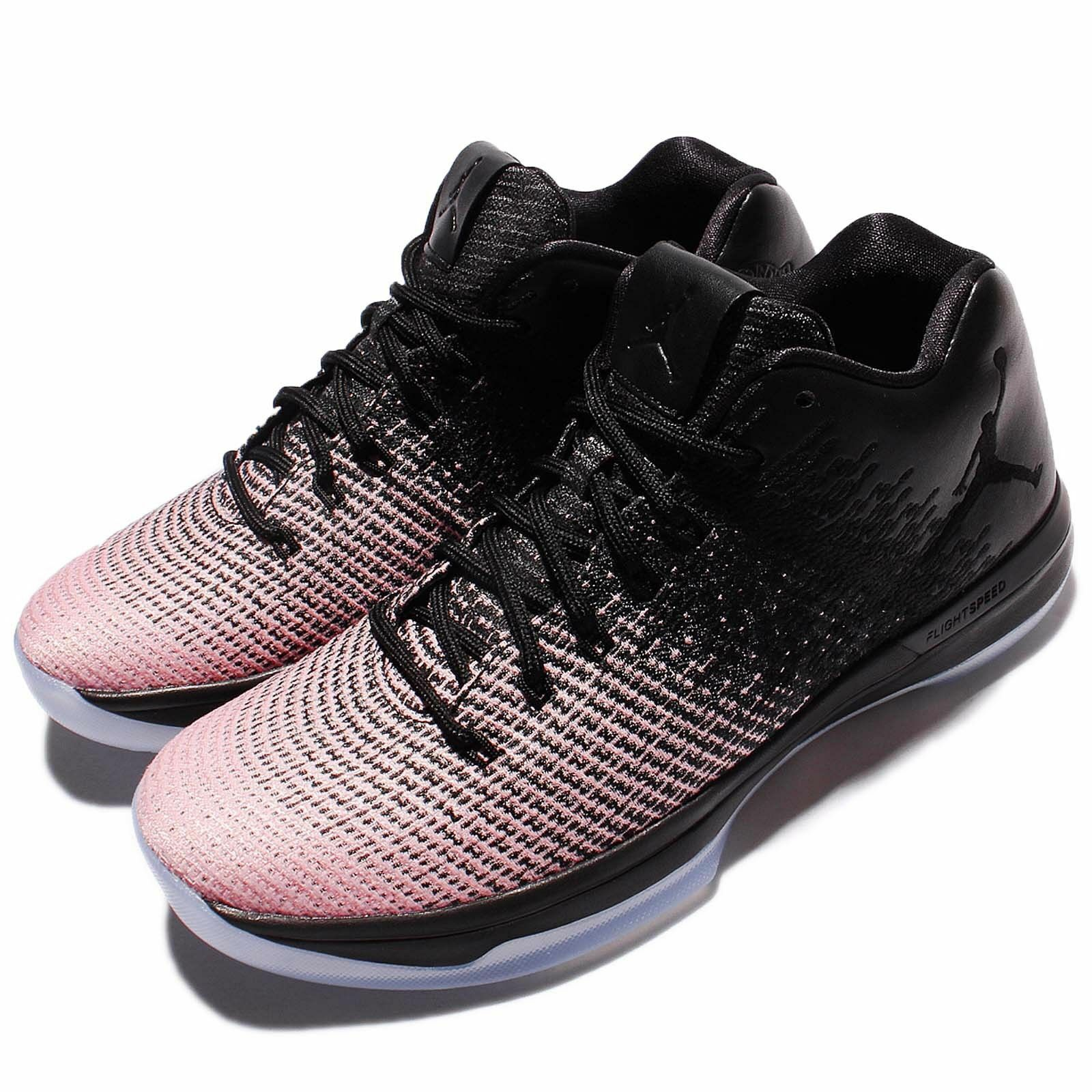 Air Jordan XXXI 31 Low Size 10 US Black Men's Shoes AJ31
