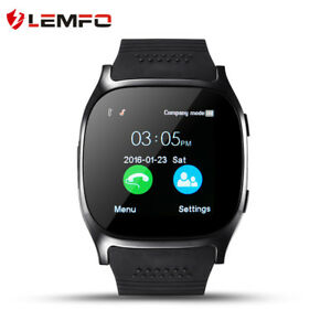 Lemfo-T8-Smartwatch-SIM-TF-Card-Bluetooth-Reloj-Inteligente-Podometro-For-Xiaomi