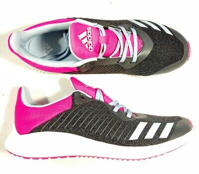 Adidas Cloudfoam Unisex Eco Ortholite Running Shoes Pink Gray Mens 6 ==  Womens 7 | eBay