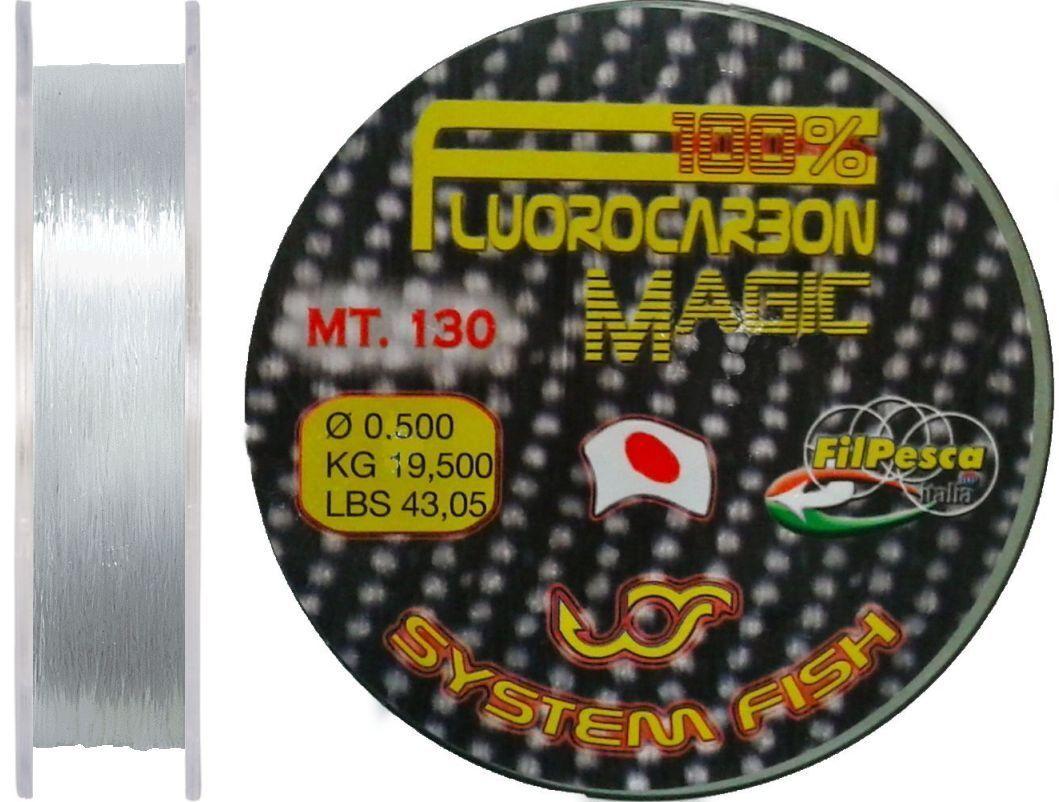 Filpesca FLUOROCARBON  - MAGIC FLUOROCARBON Filpesca 100% - Ø 0,62 - 130mt 2c545a