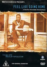 THE BLUES FILM COLLECTION: FEELS LIKE GOING HOME - DVD, MARTIN SCORSESE