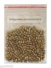 200 Pieces Schlage Rekey Bottom Pins 0 Locksmith Rekeying Pin Key Kits