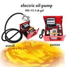 60L Selbstansaugend Öl-Pumpe/Dieselpumpe Selbstansaugend Über Bio Heizöl CE