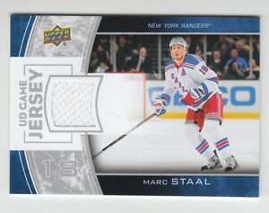 56906-2013-14-UPPER-DECK-GAME-JERSEY-MARC-STAAL-GJ-MS
