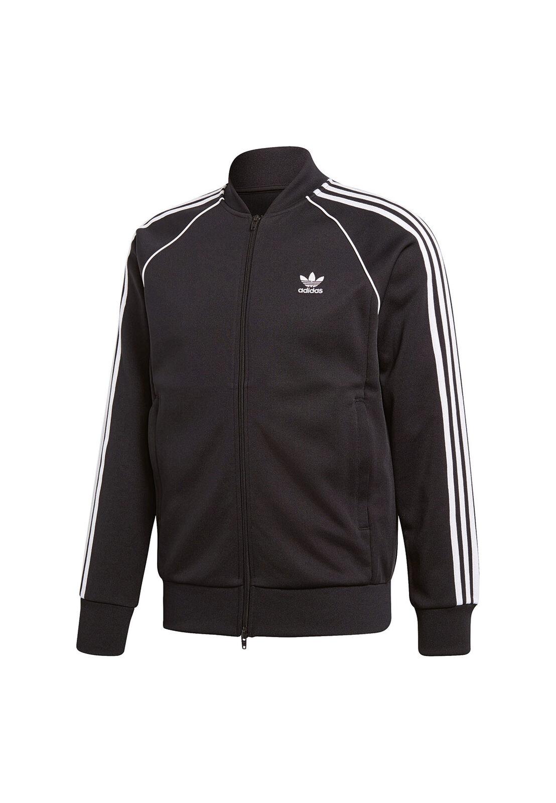 """Adidas ΠρωΟ""""ΟŒΟ""""υπα Ανδρικά σακάκι Sweat SST TT cw1256 Μαύρο"""