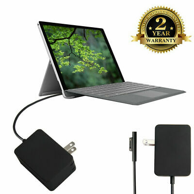 US For Microsoft Surface Pro 4 1735 15V 1.6A Power Supply Adapter