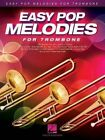 Easy Pop Melodies for Trombone (Book/CD) by Hal Leonard Corporation (Paperback, 2014)