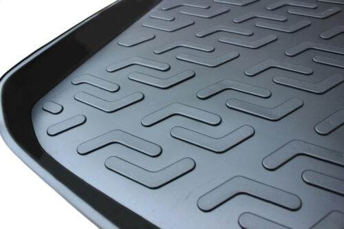 PREMIUM Antirutsch Gummi-Kofferraumwanne für AUDI A4 B9 Stufenheck ab 2015