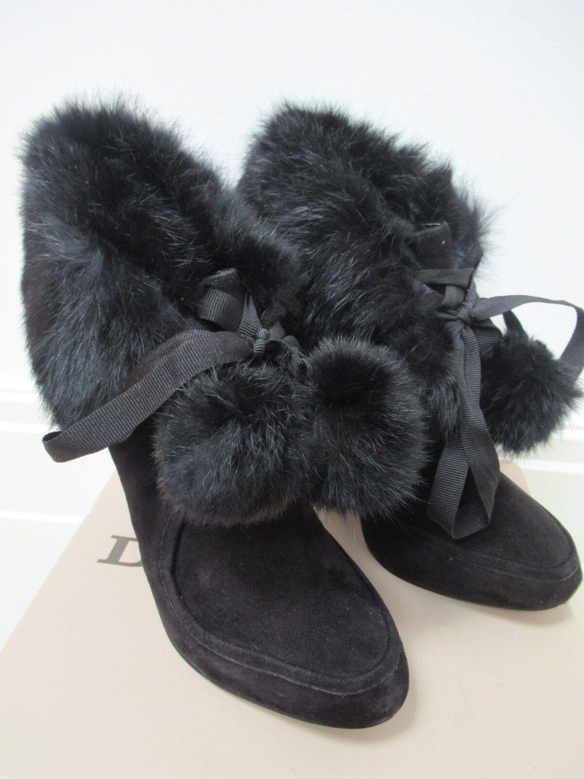 Duna Duna Duna gamuza tobillo botas talla 38 UK 5 Nuevo f351c6