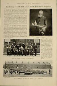 1897-PRINT-CENTENARY-3rd-BATTALION-LOYAL-NORTH-LANCASHIRE-REGIMENT-COL-CROSSE