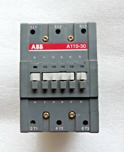 ABB A110-30 281785636075 R3C2 CONTACTOR 3-PHASE 220-230V 50Hz / 230