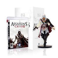 Assassin's Creed Ii: White Edition W/ Limited Ezio Figurine [playstation 3]