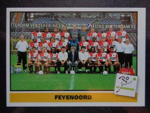Panini Voetbal/'94-foto de equipo Feyenoord #236