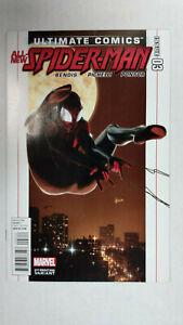 ULTIMATE-COMICS-SPIDER-MAN-3-2nd-Printing-Miles-Morales-2011-Marvel-Comics