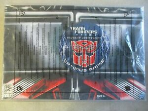 SEALED MIB SDCC 2011 EXCLUSIVE TRANSFORMERS PRIME FIRST EDITION OPTIMUS PRIME