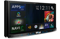 Pioneer Avic-8100nex 7 Dvd Navigation Mirrorlink W / Apple Car Play Avic8100nex