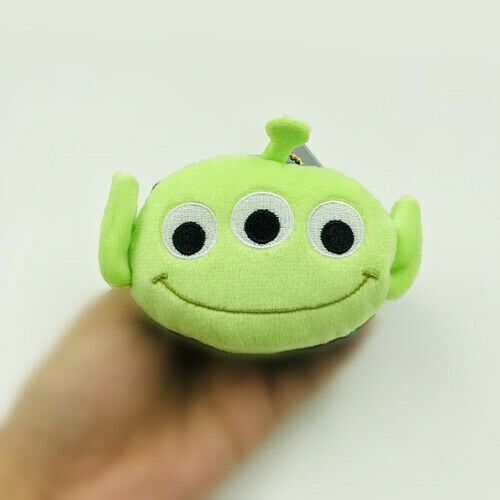 lilo/&stitch aliens stuffed plush coin bag handbag wallet bag ornament pendant