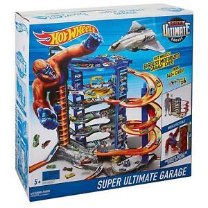 Buy Mattel Fml03 Hot Wheels Super Ultimate Garage Playset Online Ebay