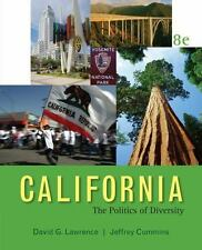 California : The Politics of Diversity by David G. Lawrence and Jeff Cummins (2…