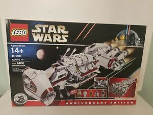 Lego 10198 Star Wars Tantive Iv Includes 5 Minifigures New Sealed 673419121842 Ebay