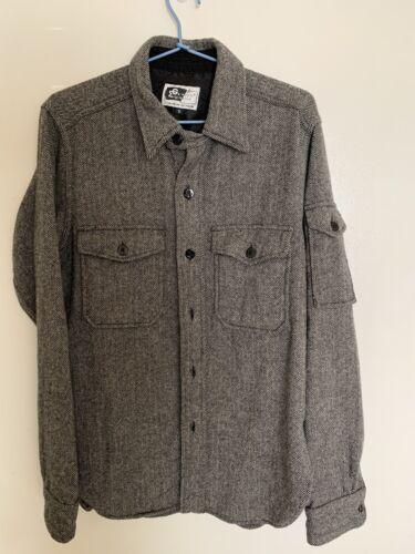 engineered garments Wool Over Shirt Jacket