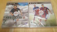 FIFA 15 FIFA SCOCCER 13 PS3 BRAND NEW SEALED LOT EA SPORTS