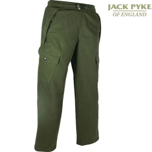 JACK PYKE KIDS TROUSERS 5-12 YRS OLIVE GREEN 100/% WATERPROOF TROUSERS BOYS GIRLS