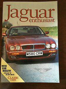 JAGUAR-ENTHUSIAST-Volume-11-number-7-July-1995