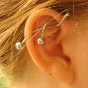 ITS-BL-Cool-Twist-Spiral-Ear-Industrial-Barbell-Belly-Ring-Piercing-Earring-Gi