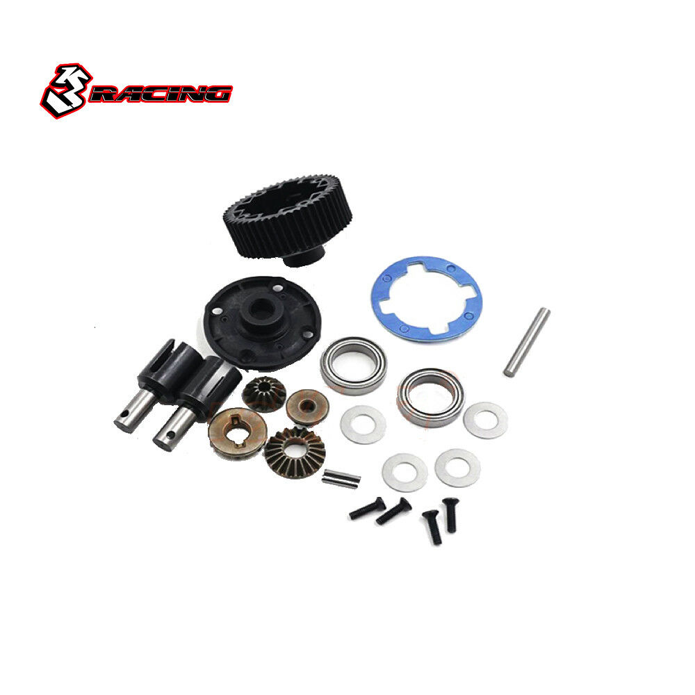 3Racing 50T Faster Gear Differential for for for Tamiya M07 d00d51