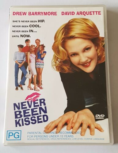 1 of 1 - Never Been Kissed DVD, 2004 (#DVD01464)