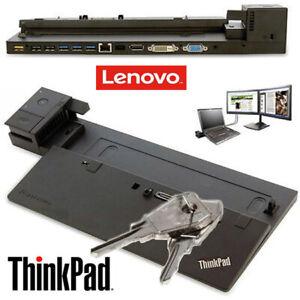 Lenovo-ThinkPad-Ultra-Dock-Type-40A2-FRU-00HM91-HDMI-USB3-0-L550-L560-L570