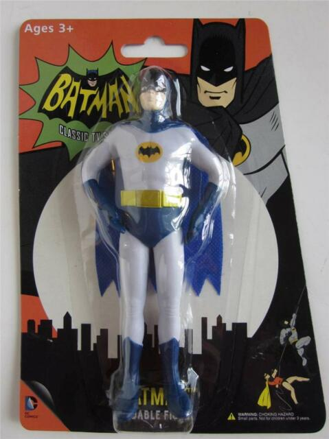 BATMAN Bendable Posable Super Hero (robin) DC Comics toy Action figure BENDY NEW