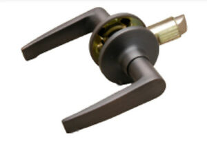 Details About Mobile Home Interior Lever Page Oil Rubbed Bronze Door Handle