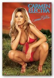 Carmen Red Bikini