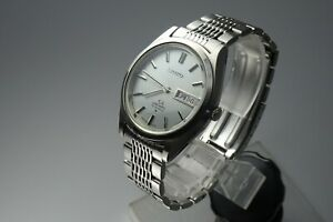 Vintage-1971-JAPAN-SEIKO-LORD-MATIC-WEEKDATER-5606-7070-23Jewels-Automatic