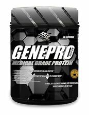 Genepro Musclegen Research Medical Grade Protein 30 Servings 11.8 Oz (New Look)