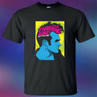 New This Charming Band Tribute To Morrissey Mens Black T-Shirt Size S-3XL