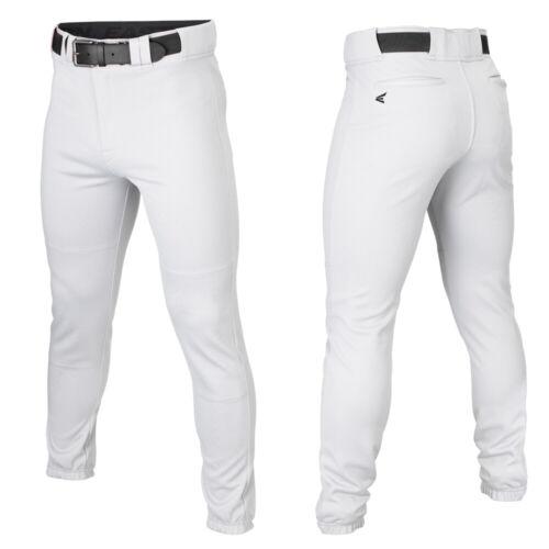 Pro Taper Adult Solid Baseball Pants Elastic Bottom A167 144 Easton Rival