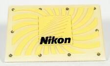 NIKON BLUE FLASHING LIGHT SIGN MINI 2 1/4 INCHES LONG
