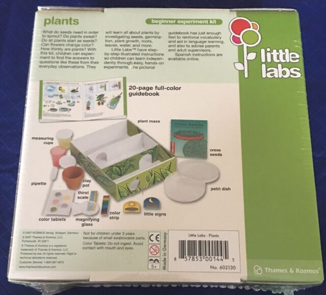 Thames & Kosmos 602130 Little Labs Plant Science for sale