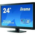 iiyama ProLite E2480hs-b2 24-inch 1920 X 1080 Pixels Full HD LED Monitor - Black