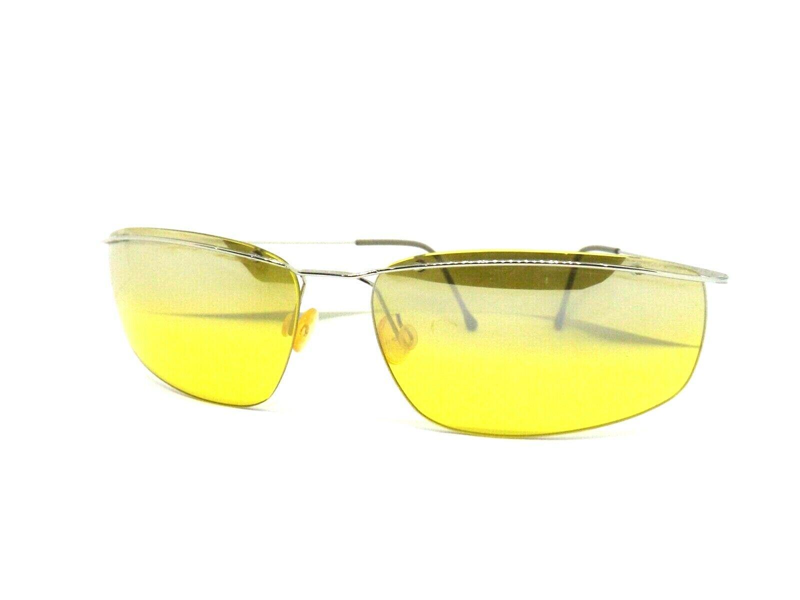 VOGUE Vo 3393-S Sunglasses Men Women Giorno Metal Lens Yellow Italy