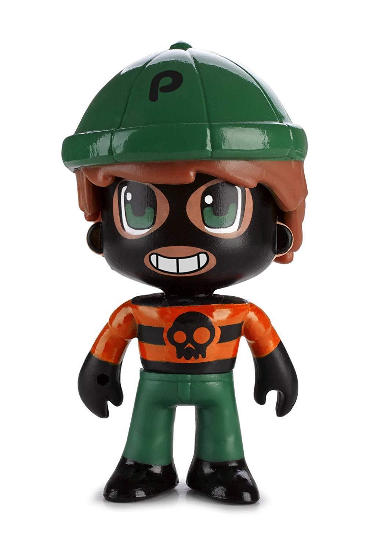 Pinypon Pack 5 Figuras Figuras Figuras niños pin y pon Policía superhéroe científico ladrón aven c73a9a