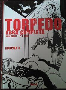 TORPEDO-OBRA-COMPLETA-VOL-5-GLENAT