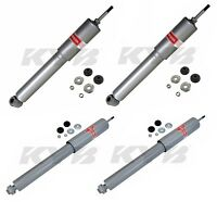 Ford E-150 Econoline 92-02 Front And Rear Suspension Kit Shocks Kyb Gas-a-just on sale