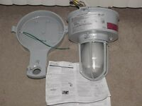Cooper Champ Luminaire Hazardous Wet Location Metal Halide Light Vmvmp150gp